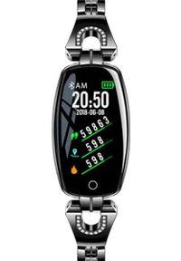 Czarny zegarek WATCHMARK smartwatch