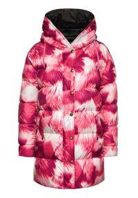 Różowa kurtka puchowa Mr & Mrs Italy