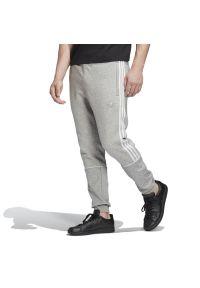 Spodnie Adidas klasyczne, z aplikacjami