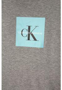 Wielokolorowa piżama Calvin Klein Underwear z nadrukiem