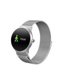 Srebrny zegarek iGET sportowy