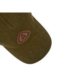 Zielona czapka Buff