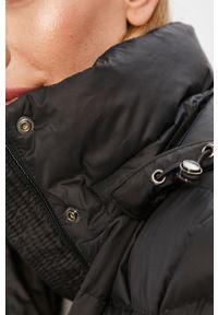 Czarna kurtka TOMMY HILFIGER casualowa, na co dzień #6