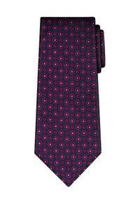 Vistula Krawat Samson XY1037 Granatowy. Kolor: niebieski