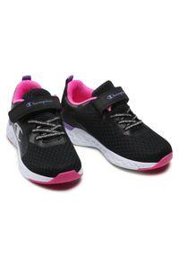 Champion Sneakersy Low Cut Shoe Bold G Ps S32125-S21-KK003 Czarny. Kolor: czarny