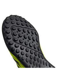 Adidas - Buty dla dzieci do piłki nożnej adidas Copa 19.4 TF F35457. Materiał: syntetyk, skóra. Szerokość cholewki: normalna. Sport: fitness, piłka nożna