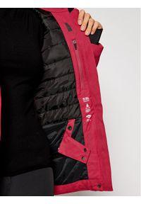 Różowa kurtka sportowa Rossignol narciarska