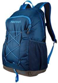 Marmot plecak Eldorado Vintage 29L Navy/Cobalt Blue. Kolor: niebieski. Styl: vintage