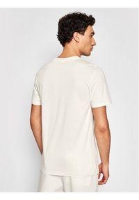 Jack&Jones PREMIUM T-Shirt Blaedgar 12187986 Beżowy Regular Fit. Kolor: beżowy