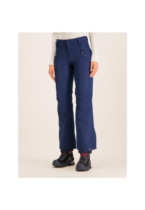 Niebieskie spodnie narciarskie Roxy