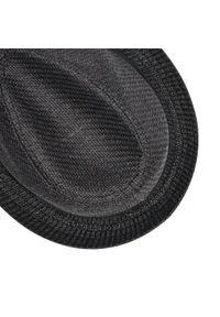 Czarny kapelusz Jack & Jones