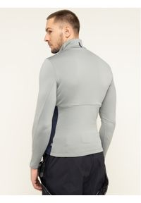 Colmar Bluza techniczna Zip-Up Thermal Ski 8377 9UE Szary Slim Fit. Kolor: szary