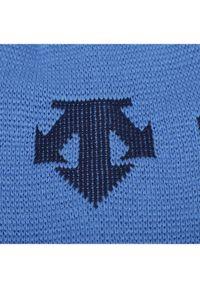 Niebieska czapka Descente