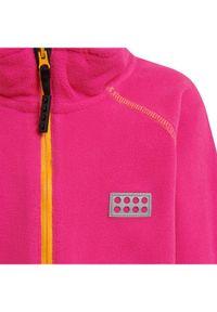 Różowa bluza sportowa LEGO Wear