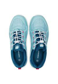 Bagheera - Sneakersy BAGHEERA - Ionic 86486-4 C2041 Light Blue/Pink. Okazja: na spacer, na co dzień. Kolor: niebieski. Materiał: skóra ekologiczna, materiał. Szerokość cholewki: normalna. Sezon: lato. Obcas: na płaskiej podeszwie. Styl: casual