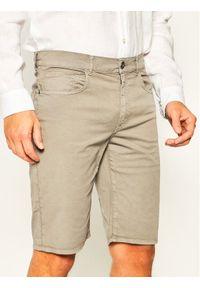 Szare szorty Trussardi Jeans