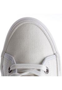 Big-Star - Tenisówki BIG STAR - W274835 White. Okazja: na co dzień. Kolor: biały. Materiał: materiał. Szerokość cholewki: normalna. Styl: casual