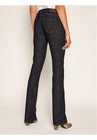 Niebieskie jeansy bootcut Victoria Victoria Beckham