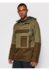 Zielona kurtka przejściowa columbia