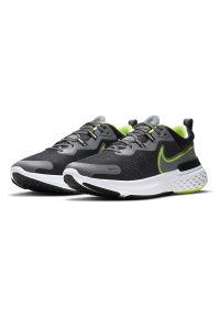 Buty do biegania męskie Nike React Miler 2 CW7121. Okazja: na co dzień. Materiał: guma. Szerokość cholewki: normalna. Sport: bieganie, fitness