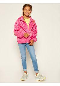 Różowa kurtka przejściowa Calvin Klein Jeans