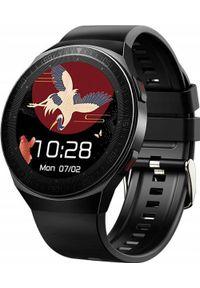 Smartwatch Bakeeley MT3 Czarny. Rodzaj zegarka: smartwatch. Kolor: czarny