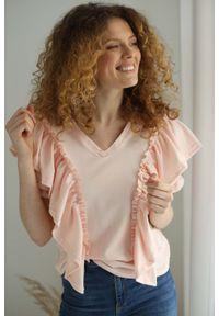 Różowa koszula Nommo