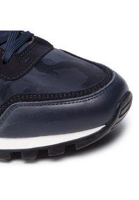 Niebieskie sneakersy Togoshi #8