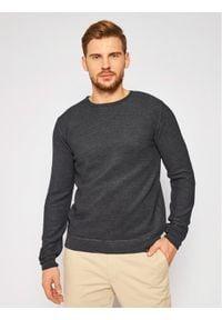 Digel Sweter 1208002 Szary Modern Fit. Kolor: szary