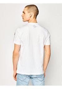 Biały t-shirt Colmar #5
