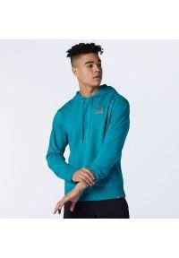 Bluza New Balance z haftami
