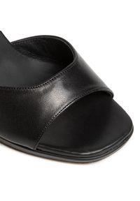 Czarne sandały Baldowski sportowe