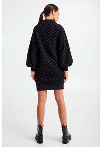Karl Lagerfeld - SUKIENKA KARL LAGERFELD. Materiał: tkanina. Długość: mini