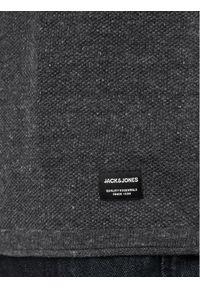 Jack & Jones - Jack&Jones Sweter Hill 12157321 Szary Regular Fit. Kolor: szary #4