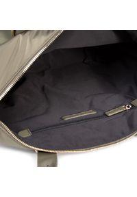 Zielona torebka klasyczna TOMMY HILFIGER klasyczna