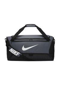 Szara torba sportowa Nike
