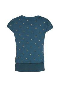 Koszulka damska Protest Ngx Aphrodism 167061. Materiał: bawełna, materiał. Długość rękawa: krótki rękaw. Długość: krótkie. Wzór: nadruk