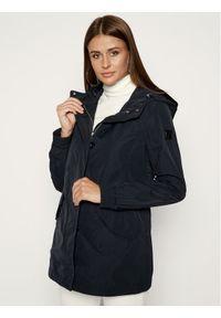 Niebieska kurtka przejściowa Woolrich