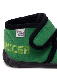 Zielone kapcie Gioseppo