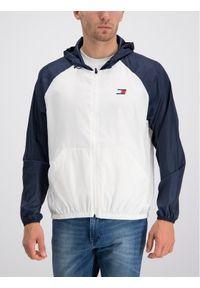 Biała kurtka do biegania Tommy Sport