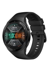 Czarny zegarek HUAWEI smartwatch
