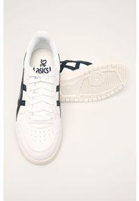 Białe sneakersy Asics Asics Tiger, z cholewką