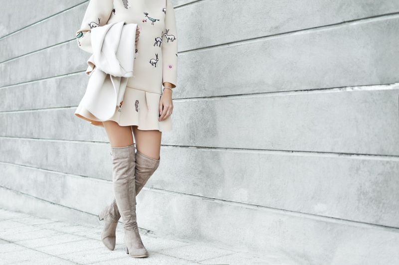 Kozaki za kolano, które noszą gwiazdy - jak nosić muszkieterki i jakie wybrać?