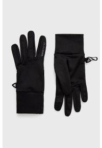 Dakine - Rękawiczki. Kolor: czarny. Materiał: dzianina. Wzór: gładki