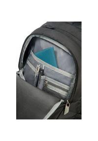 Czarny plecak na laptopa AMERICAN TOURISTER
