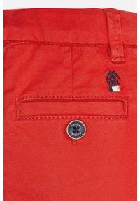 Czerwone spodnie Mayoral na co dzień, casualowe