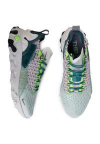 Zielone półbuty Nike z cholewką, na co dzień, klasyczne