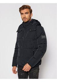 Czarna kurtka zimowa Calvin Klein