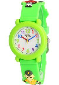 Zielony zegarek Knock Nocky