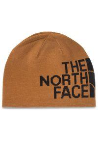 Brązowa czapka zimowa The North Face